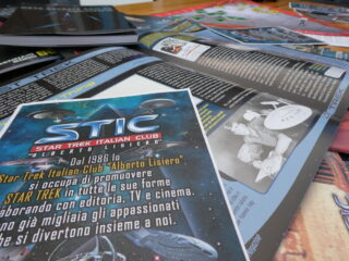 STIC Inside Star Trek Magazine